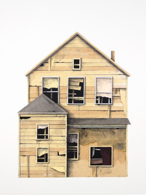 , 'House Portrait Series XVIII,' 2019, Paradigm Gallery + Studio