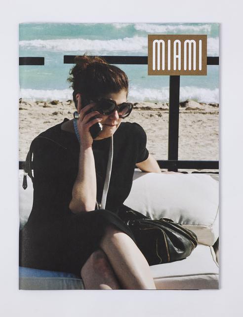 , 'Miami,' 2018, Nora Fisch