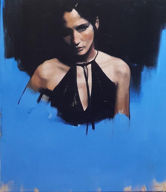 , 'Figure II ,' 2017, Pontone Gallery