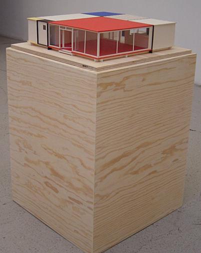 , 'Composición con rojo, azul y amarillo,' 2004, Galería La Caja Negra