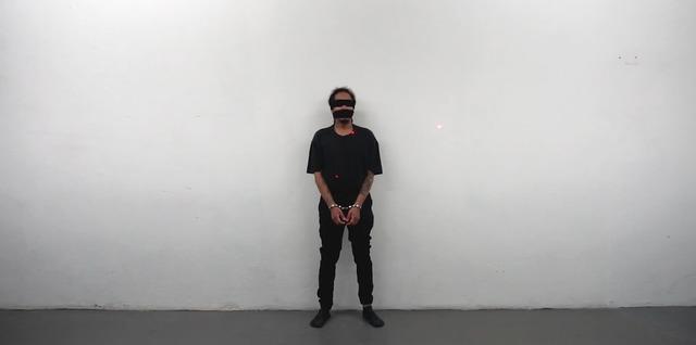 No Martins, 'Corpo Alvo', 2018, Baró Galeria