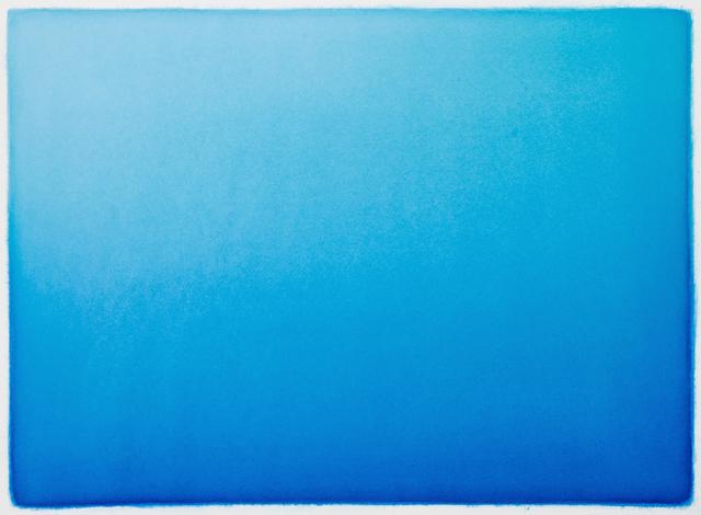 , 'Aus der Serie Just Watercolors, (038),' 2018, Galerie Gisela Clement