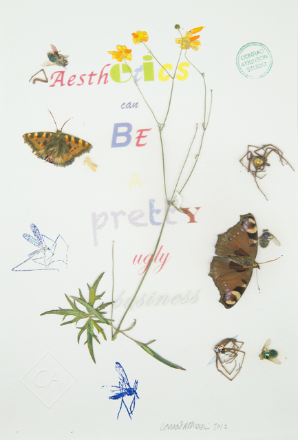 Conrad Atkinson, 'AESTHETICS', 2014, Ronald Feldman Gallery