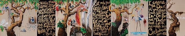 , 'Bonjour Mamacita,' 2017, Flinders Lane Gallery