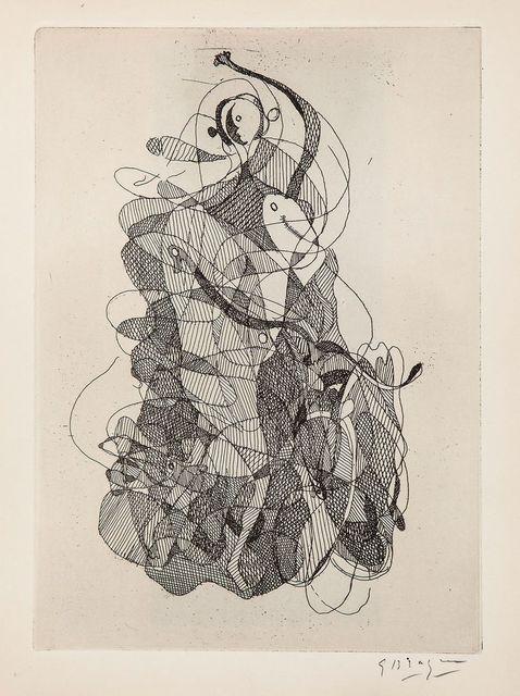 , 'La Danse,' 1934, Wallector