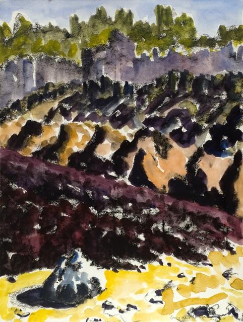 , 'Chaos,' , La Forest Divonne