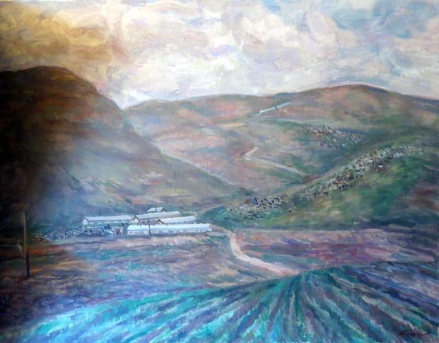 Anatoly Gorovykh, 'Kashary view', 1940-1980, OYANU Gallery