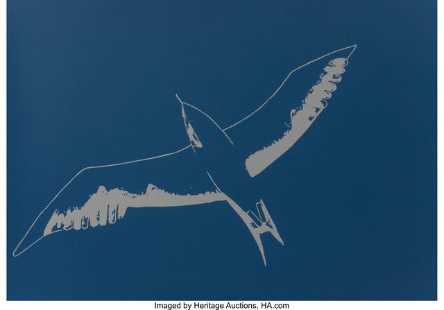 Alex Katz, 'Seagull', 2012, Heritage Auctions