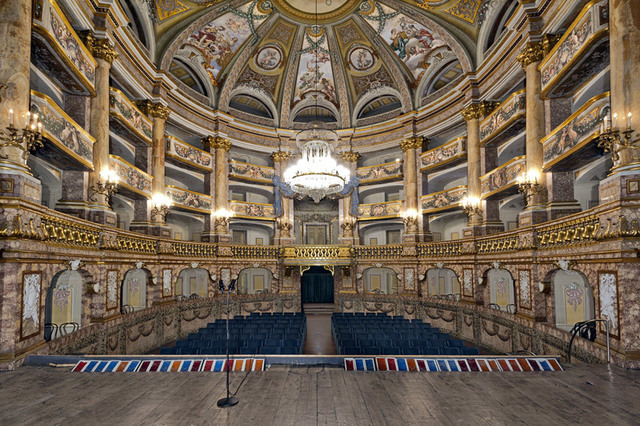 , 'Monologue – Real Teatro di Corte, Caserta,' 2015, Zuecca Project Space