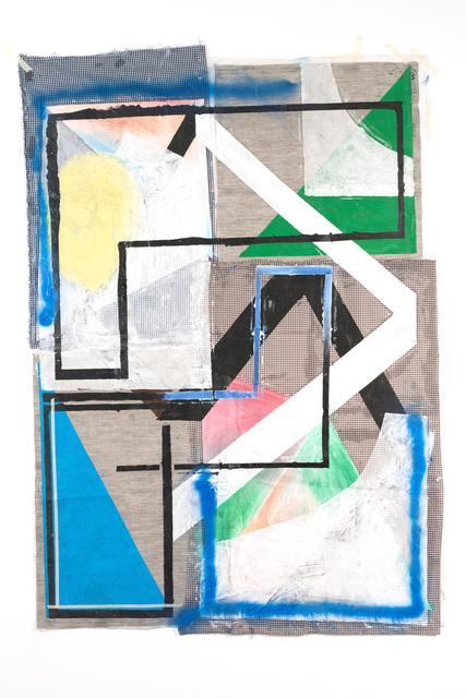 , 'Sin título, de la Serie Geometría Doméstica ,' 2015, Carmen Araujo Arte