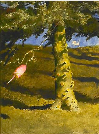 , 'Pink Buoy,' 1996, MM Fine Art