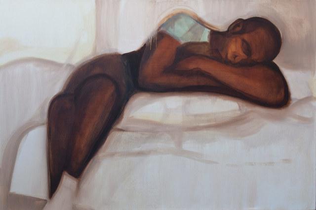 , 'Linnie Side Eye,' 2016, James Freeman Gallery