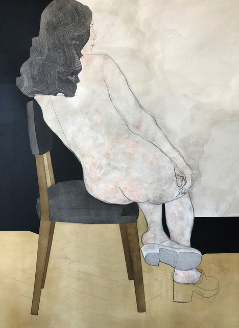 , 'Solon,' 2019, Rebecca Hossack Art Gallery