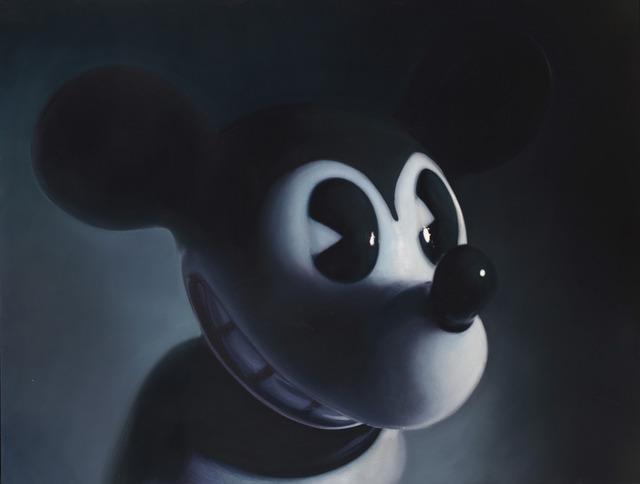 , 'Dark Mouse,' 2012, Galería Hilario Galguera