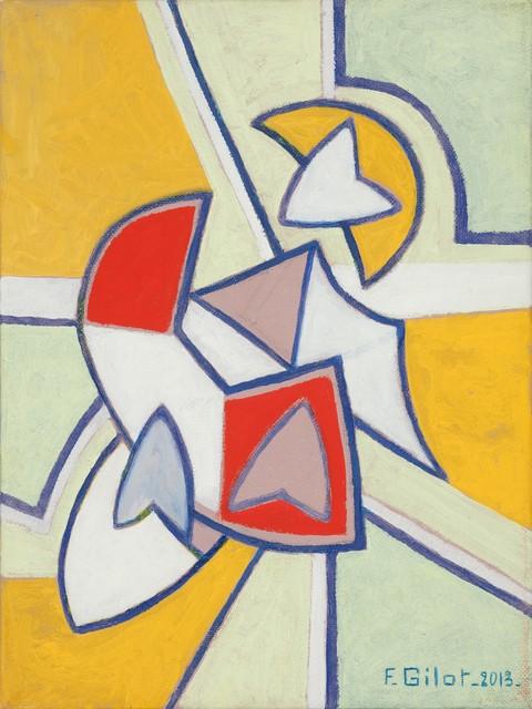, 'Card Game,' 2013, Mac-Gryder Gallery