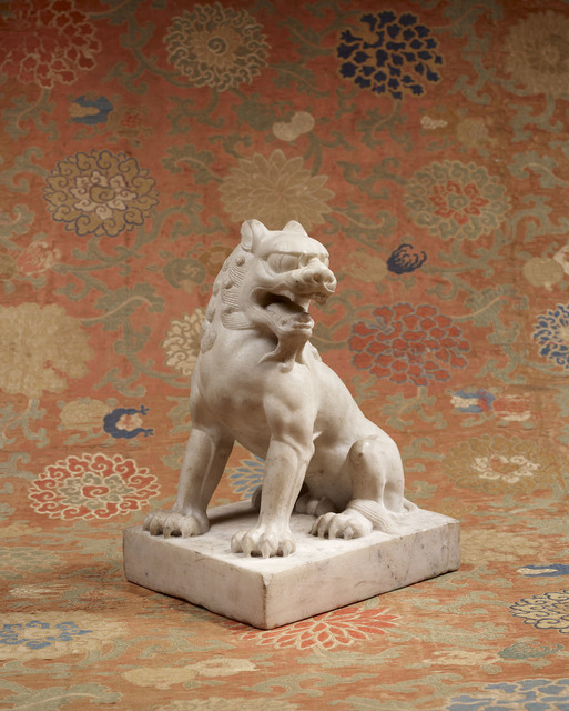 , 'Lion,' Tang dynasty (618–907 AD), Kimbell Art Museum