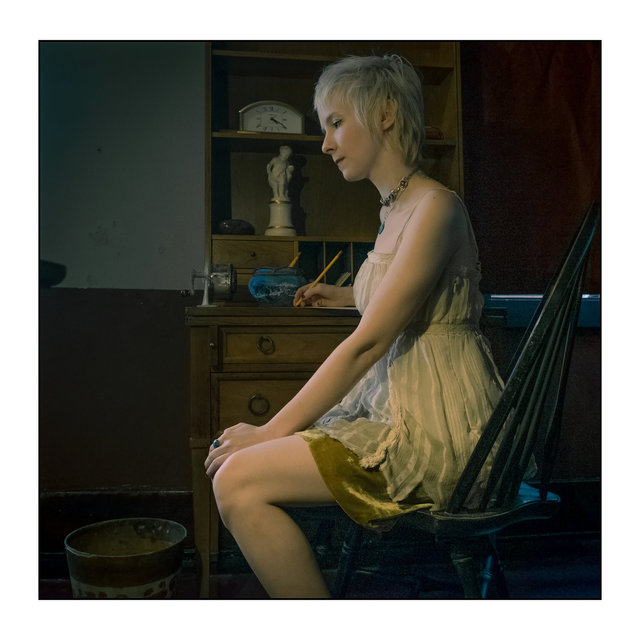 , 'Katie Lass, artist & vinyl technician Third Man Records ,' 2018, M Contemporary Art