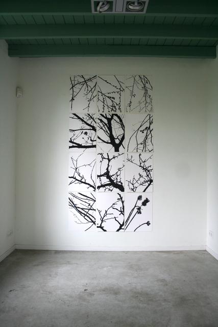 , 'Structuren, Van Goghhuis, Zundert,' 2018, BorzoGallery