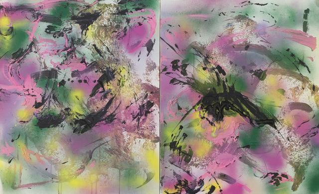 , 'Untitled,' 2016, J+
