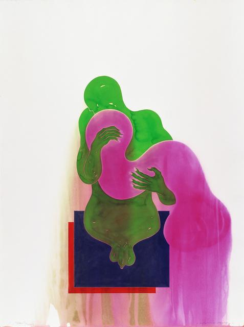 , 'Attraktiver Attraktor,' 2004, Galerie Elisabeth & Klaus Thoman