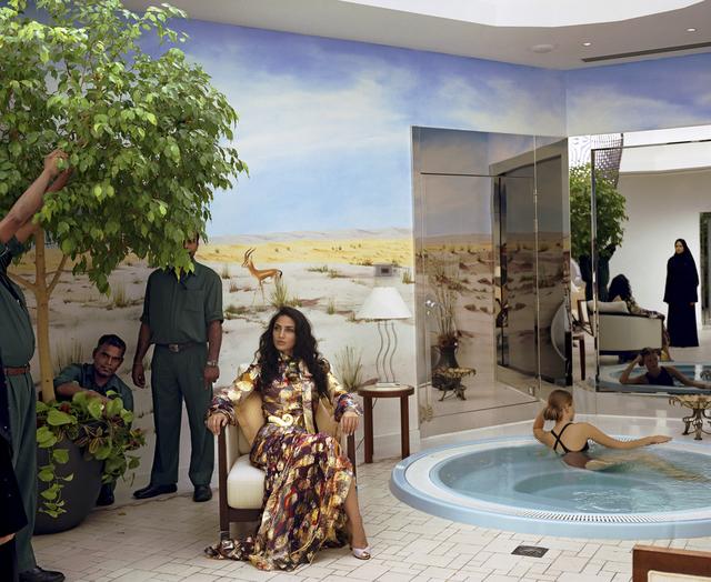 , 'Dubai Hot Tub,' 2005, Casemore Kirkeby