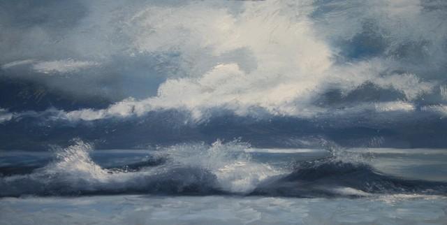 , 'Ruff Surf,' 2018, Cerulean Arts