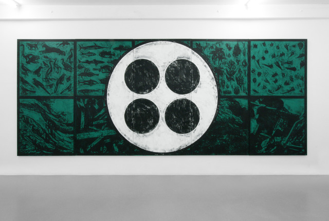 , 'Untitled (Elements),' 2012, Galerie Micheline Szwajcer