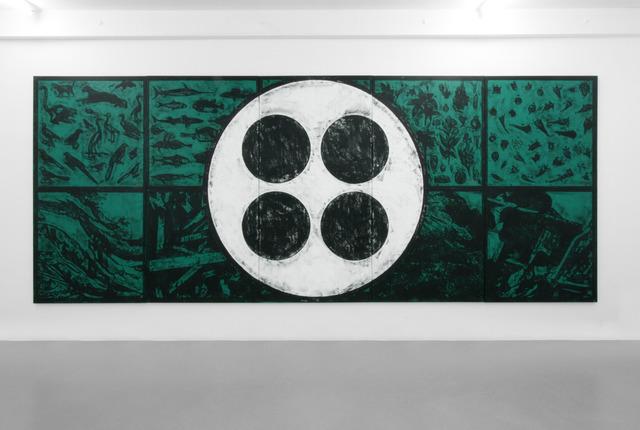 Matt Mullican, 'Untitled (Elements),' 2012, Micheline Szwajcer