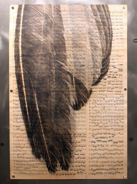 Laura Lio, 'Wing on score', 2010-2013, Artur Ramon Art