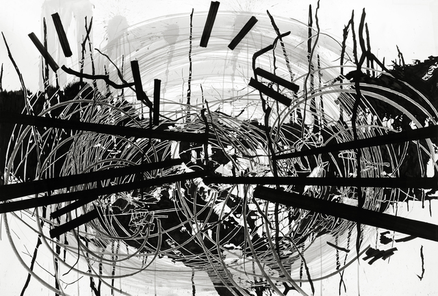 , 'Cosmic Rifts #13,' 2009, Galleri Bo Bjerggaard