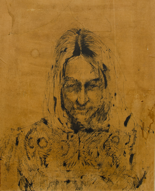 Arthur Monroe, 'Portrait of Diano', Unknown, The Art Collection of the University of Agder