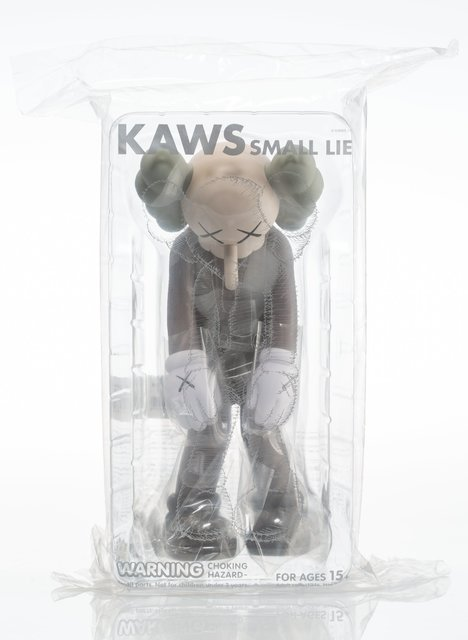 KAWS, 'Small Lie (Brown)', 2017, Heritage Auctions