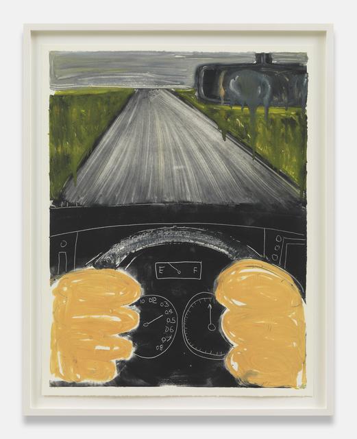 , 'Driving,' 2011, Tanya Leighton