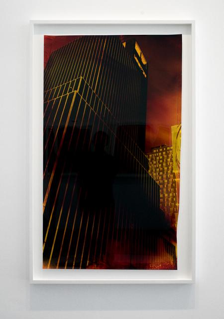 , '10th Avenue at W54th Street,' 2016, Yossi Milo Gallery