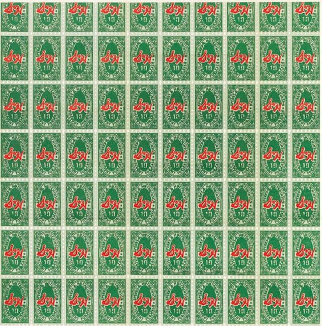 , 'S&H Green Stamps,' 1965, michael lisi / contemporary art