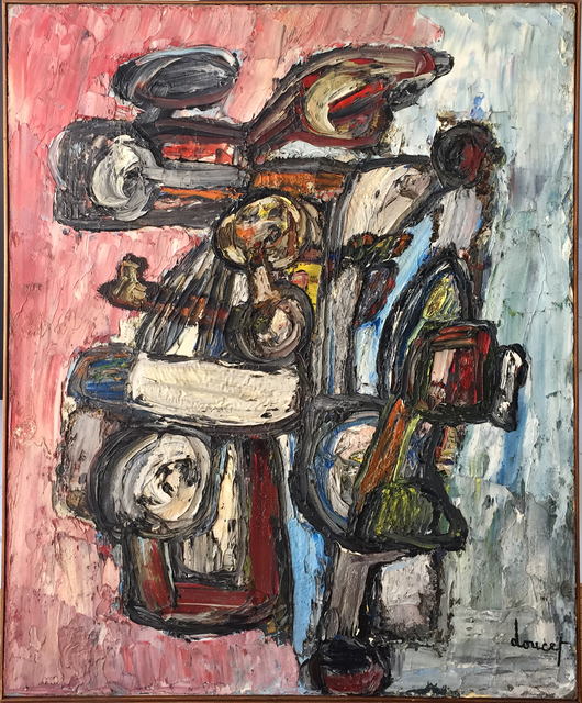 , 'Abstract Composition,' 1957, SkyGallery