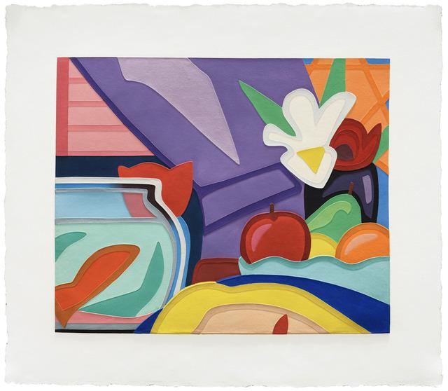 , 'Still Life with Blonde and Goldfish ,' 2000, Denis Bloch Fine Art