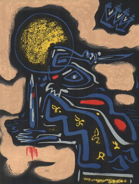 , 'Le régicide,' 1962, Hans den Hollander Prints