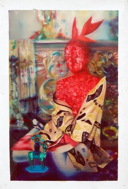 , 'Untitled ,' 2016, Galleria Doris Ghetta