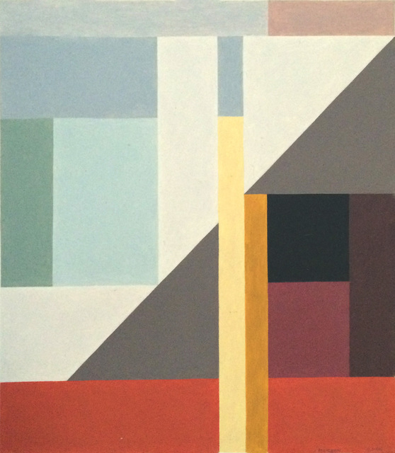 , 'The Logic of Painting,' 1994, AH Contemporary