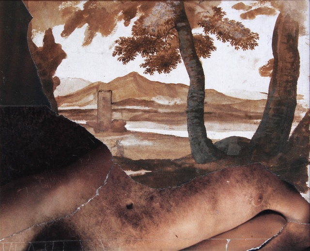 , 'Edge of the Woods,' 2010, Hosfelt Gallery