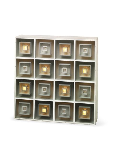 Gregorio Vardánega, 'Multiplication électronique II', 1966, Cecilia de Torres Ltd.