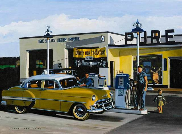 , 'Pure Gasoline,' , Catto Gallery