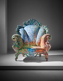 """Alessandro Mendini, 'Early """"Poltrona di Proust"""" armchair,' circa 1978, Phillips: 20th Century & Contemporary Art & Design Evening Sale"""