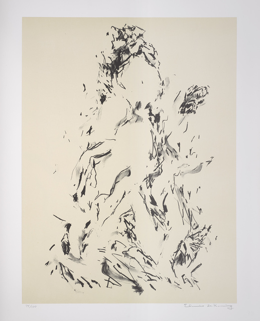 Elaine de Kooning, 'Untitled', ca. 1982, Berry Campbell Gallery