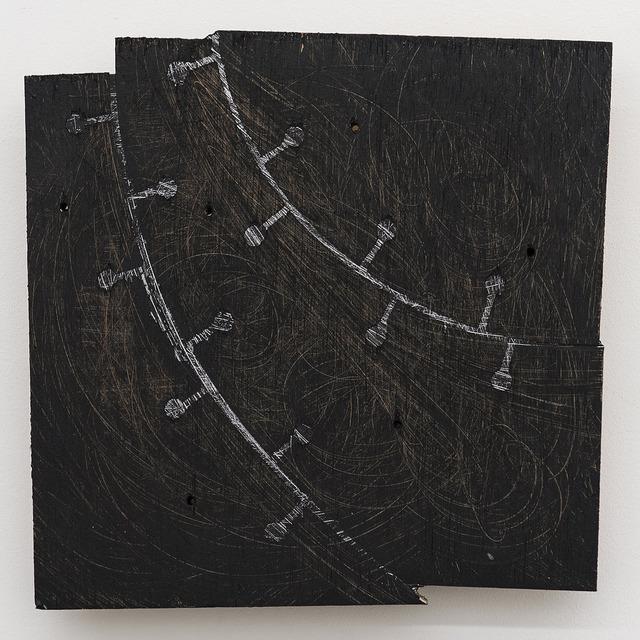 , 'Fall II,' 2016, Art Bastion Gallery