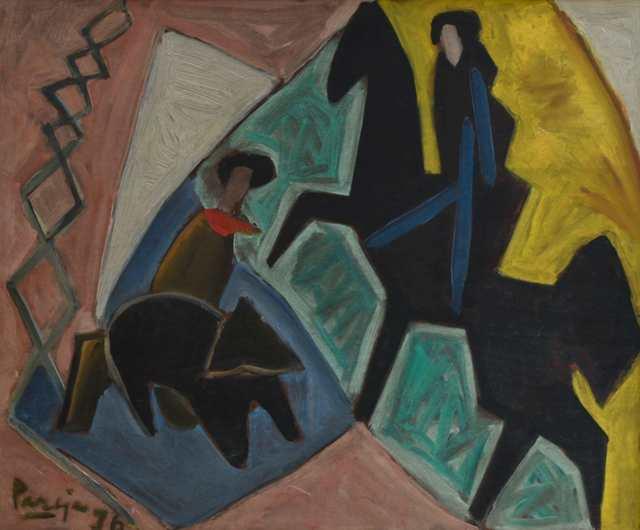 , 'La Yerra V,' 1976, Galería de las Misiones