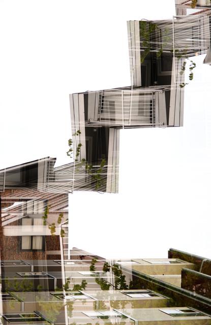 , 'Counterform Zigzag II,' 2014, Moskowitz Bayse