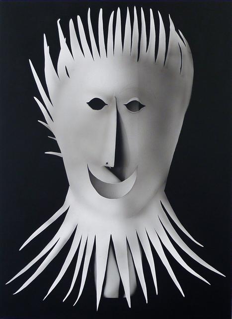 , 'Mask,' 2015, Mark Moore Fine Art