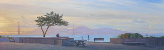 Willard Dixon, 'The Gate I', 2017, Andra Norris Gallery